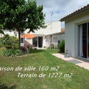 Pons, Maison de ville 6 pièces, 160 m2