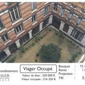 Paris 9ème, Appartement 2 pièces, 33 m2