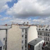 Paris 10ème, Studio, 9.28 m2