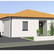 Maison 4 pièces + Terrain Saint Etienne de Saint Geoirs