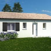 Maison 3 pièces + Terrain Loroux-Bottereau