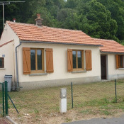 location Maison / Villa 2 pièces Dampierre en Burly