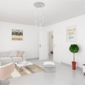Décines Charpieu, Appartement 5 pièces, 91 m2