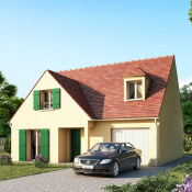 Maison avec terrain Achères-la-Forêt 98 m²
