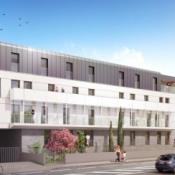 produit d'investissement Appartement 4 pièces Bordeaux