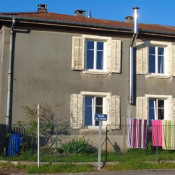 vente Maison / Villa 6 pièces Baccarat