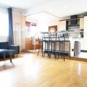 vente Appartement 3 pièces Paris 8ème