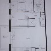 vente Appartement 3 pièces Claye-Souilly