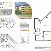 vente Appartement 2 pièces Charnay-Lès-Mâcon