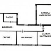 La Venezia, Appartement 4 pièces, 80 m2