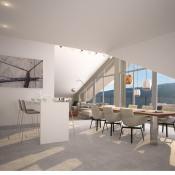 Deluxe sale apartment Annemasse