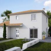 Maison avec terrain Paulhac 95,34 m²