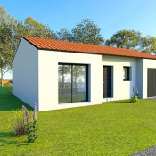 Maison 3 pièces + Terrain Les Clouzeaux
