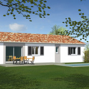 Maison 5 pièces + Terrain Saint-Paul-Trois-Châteaux