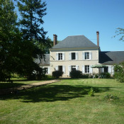 Mont près Chambord, Herenhuiz 10 Vertrekken, 250 m2