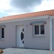 Maison 4 pièces + Terrain Bruguières