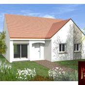 Maison 4 pièces + Terrain Donnemarie-Dontilly