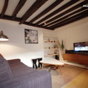 Paris 4ème, Appartement 3 pièces, 55 m2