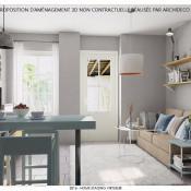 vente Maison / Villa 2 pièces Montbazon