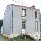 Villedieu la Blouère, Maison / Villa 3 pièces, 62 m2