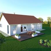 Maison 4 pièces + Terrain Ancelle