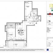 Appartement 3 pièces - Saint Ouen