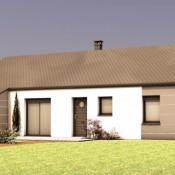 Maison 4 pièces + Terrain Flavin