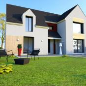 Terrain 760 m² Seraincourt (95450)