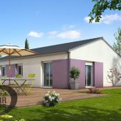Maison avec terrain  70 m²