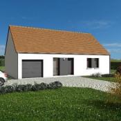 Maison avec terrain Benais 83 m²