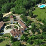 Sainte Alvère, propiedad 12 habitaciones, 570 m2