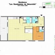 Bayonne, Appartement 2 pièces, 56 m2