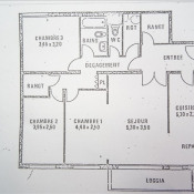 vente Appartement 4 pièces Vaires sur Marne