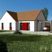 Maison 5 pièces + Terrain Boulay-les-Barres