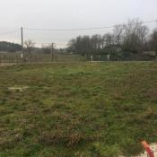 Terrain 750 m² Pugnac (33710)