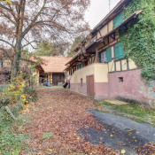 vente Maison / Villa 6 pièces Berstett