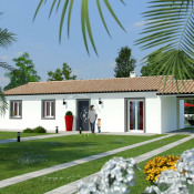 Maison 3 pièces + Terrain Sérignan