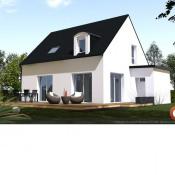 Maison 3 pièces + Terrain Haut Corlay