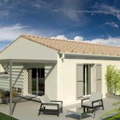 Maison 7 pièces + Terrain Roullet-Saint-Estèphe
