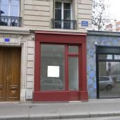 location Boutique 2 pièces Paris 14ème