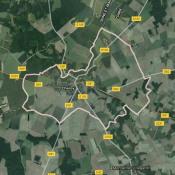 Terrain  973 m²