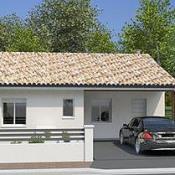 Maison avec terrain Gaillan-en-Médoc 80 m²