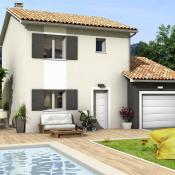 Maison 5 pièces + Terrain Bourg-Saint-Cristophe