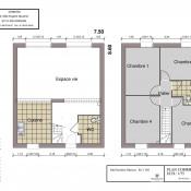 Maison 6 pièces + Terrain Étampes