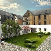 Honfleur, Appartement 3 pièces, 53 m2