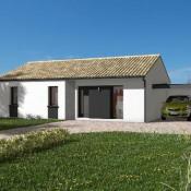Maison avec terrain La Séguinière 82 m²