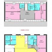 Maison 6 pièces + Terrain Redon