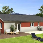 Terrain 770 m² Bereyziat (01340)
