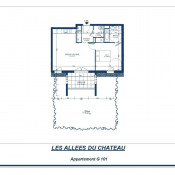location Appartement 2 pièces Prevessin-Moens