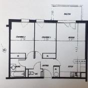 Pineuilh, Appartement 3 pièces, 53 m2